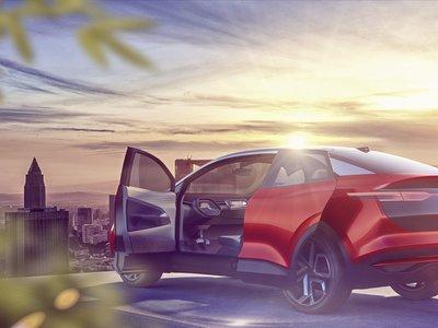 La familia eléctrica de Volkswagen aterriza en Los Ángeles: el I.D CROZZ debutará en EE.UU en 2020