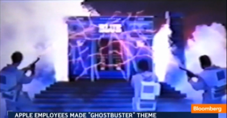 Blue Busters, el vídeo perdido de Apple con Steve Jobs y su versión de los Cazafantasmas