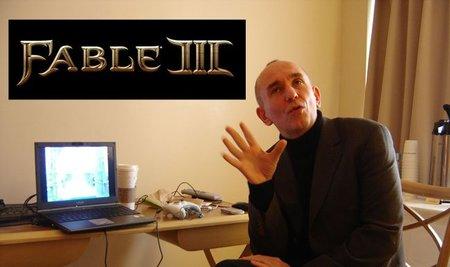 Molyneux avergonzado por la baja puntuación de 'Fable III'