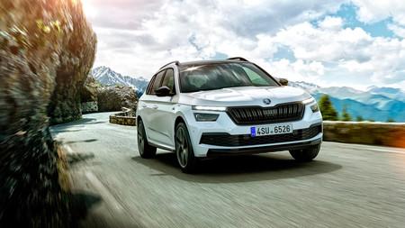 El Škoda Kamiq se suma al acabado deportivo Monte Carlo: se presenta en Frankfurt y llegará a finales de 2019