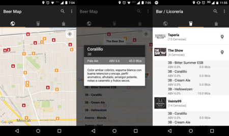 Beer Map App