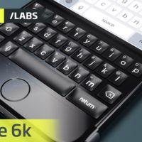 Imagen de la semana: así habría sido el iPhone 6s si hubiera llevado teclado físico