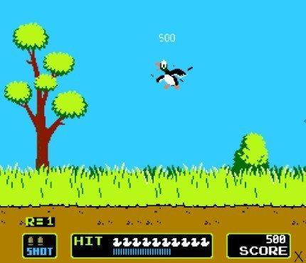 Juega al Duck Hunt en tu navegador