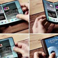 Samsung sigue investigando las posibilidades de las pantallas flexibles en nuevas patentes