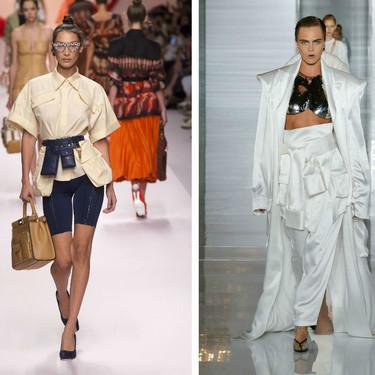 Las mujeres queremos bolsillos grandes y los diseñadores (por fin) se han dado cuenta