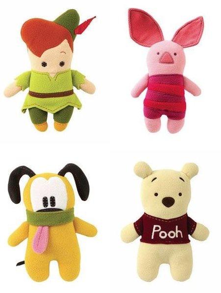 Pook-a-Looz, la nueva línea de muñecos de Disney