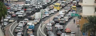 Este estudio muestra la caída histórica del tráfico en todo el mundo en 2020: solo aumentó en 13 ciudades y en Madrid se hundió