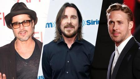 Brad Pitt, Christian Bale y Ryan Gosling juntos en el primer drama de Adam McKay