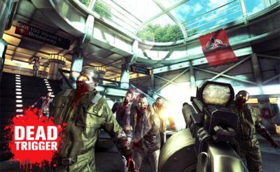 Dead Trigger será lo próximo de los creadores de ShadowGun