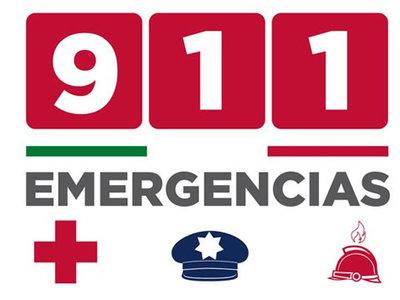Número de emergencias 911 registra más 4,000 llamadas diarias