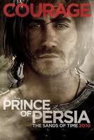 'Prince of Persia: Las Arenas del Tiempo', nuevo cartel de Jake Gyllenhaal