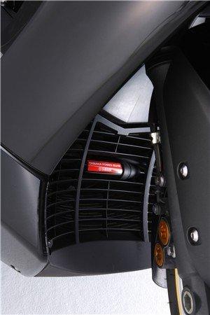 Yamaha Power Beam, amortiguador de chasis
