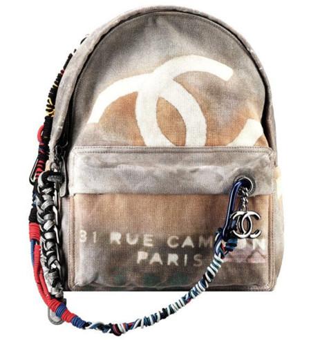 Mochila de Chanel