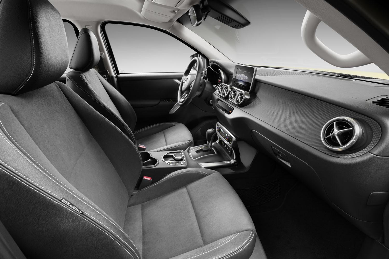 Foto de Mercedes-Benz Clase X Progressive (42/43)