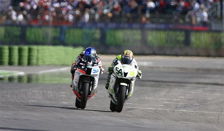 Laverty persigue al turco