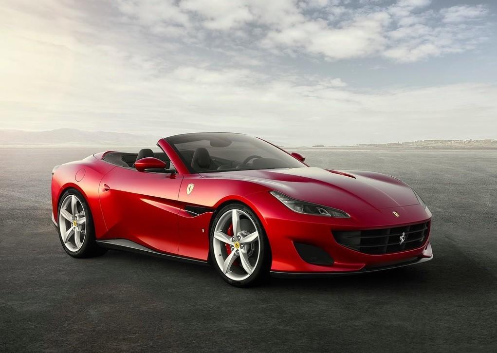 Ferrari Portofino, el sucesor del California T