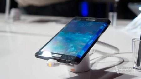 El Samsung Galaxy Note Edge, el primer lateral curvado de Samsung