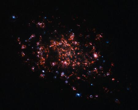 Runner Up The Nebulae Of The Triangulum Galaxy C Russell Croman
