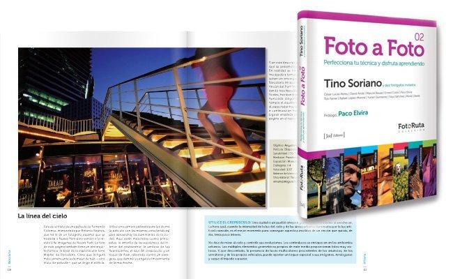 Libro Foto a Foto de Tino Soriano