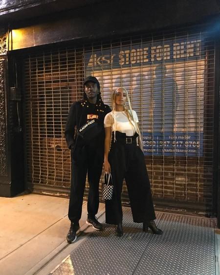 Duelo de melenas largas (y rubias): ¿Solange Knowles o Nicki Minaj?