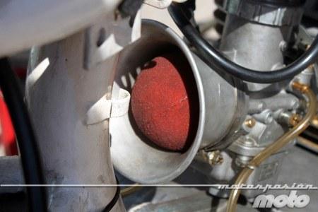 Taponando el carburador