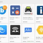 Google Allo asoma la cabecita en el Top de novedades de Google Play, ¿lo veremos pronto?