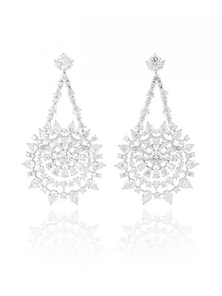 Chopard White Gold Earrings