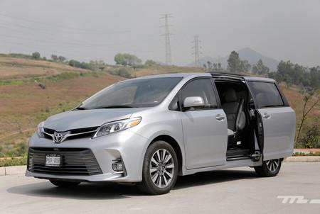 Toyota Sienna 2018 6