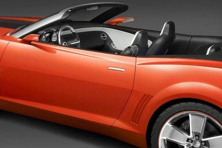 """El """"primer"""" Chevrolet Camaro Convertible a subasta en Las Vegas"""