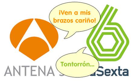 Antena 3 y laSexta se fusionan definitivamente