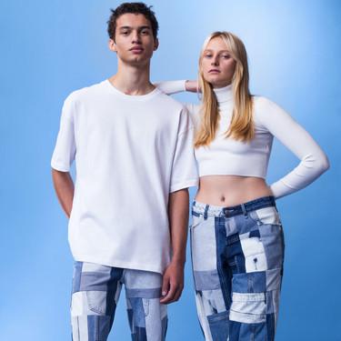 Bershka lanza su colección Hack Denim, una línea de prendas vaqueras en edición limitada que no dejará indiferente a nadie