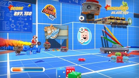 'Joe Danger: Special Edition' ya es Gold en Xbox 360