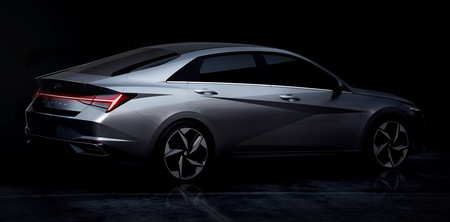 Hyundai Elantra 2021 18