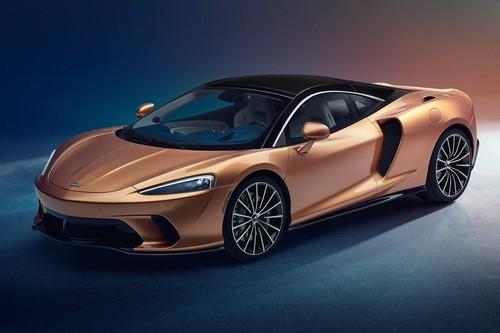 McLaren GT: un gran tourer con V8 biturbo de 612 hp y la capacidad de almacenamiento de un sedán mediano