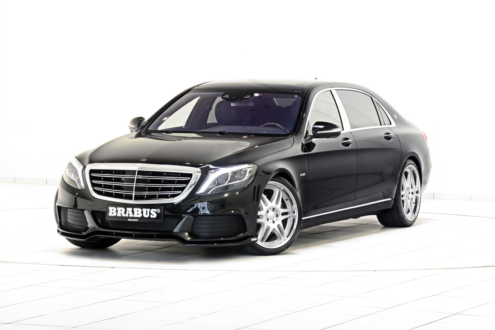 Foto de Brabus Mercedes-Maybach S 600 (1/12)