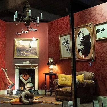 Se descubre cinco años después de su inauguración que solo 27 de las 150 obras de una exposición de Banksy son originales