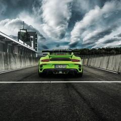Foto 3 de 15 de la galería techart-911-turbo-gtstreet-r en Motorpasión