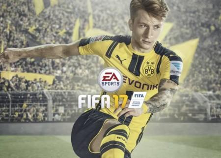 Ya es oficial: Marco Reus será la portada de FIFA 17