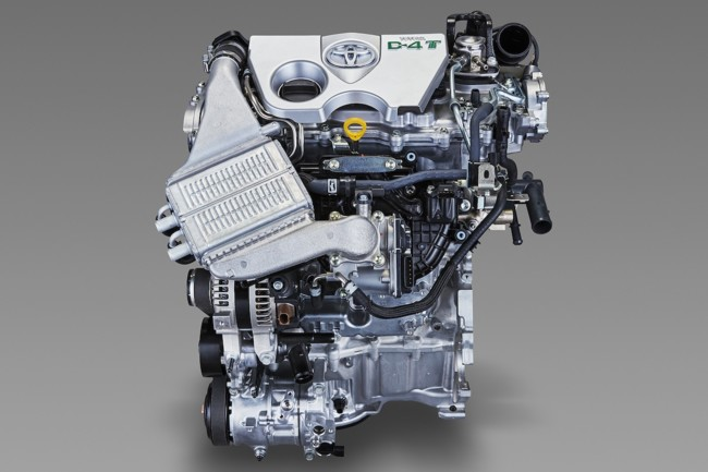 Nuevo Motor Turbo 1 2t 1