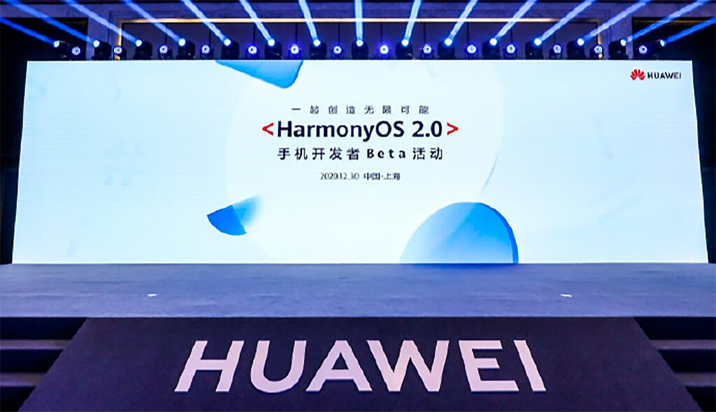 Huawei planea distribuir Harmony OS en 100 millones de aparatos y con 40 marcas distintas