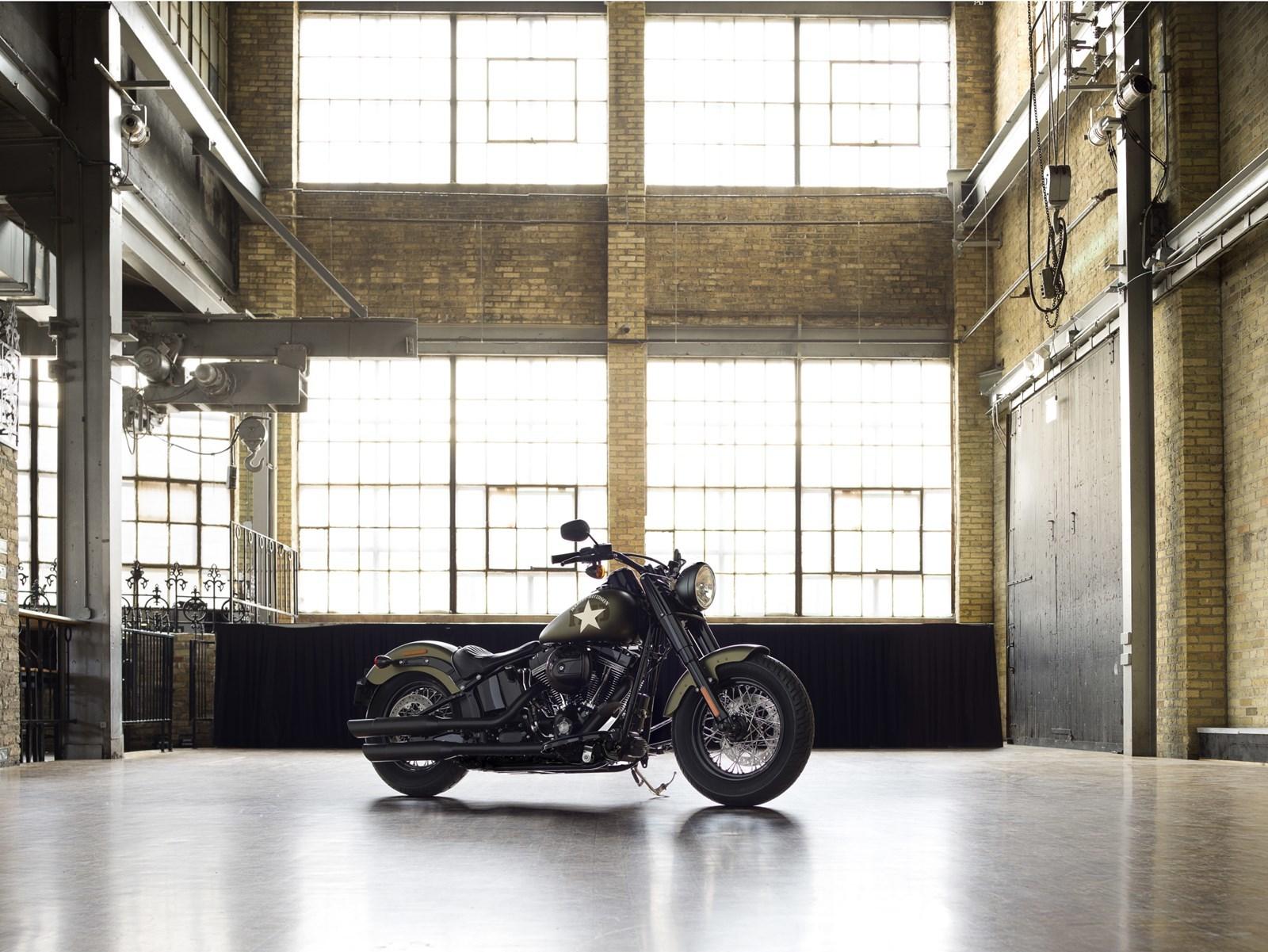 Foto de Gama Harley-Davidson 2016 (15/24)