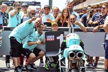 Enea Bastianini Motogp Catalunya 2018 1
