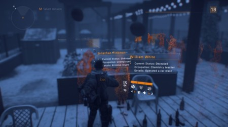 The Division Easter Egg Breaking Bad