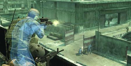 Metal Gear Online llegará el 12 de junio a PlayStation 3