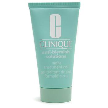 Night treatment gel anti-blemish solutions de Clinique