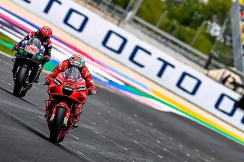 MotoGP Emilia Romagna 2021: Horarios, favoritos y dónde ver las carreras en directo