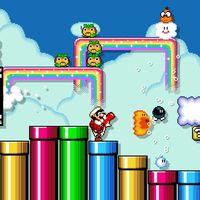 La imaginación de los jugadores de Super Mario Maker 2 no parece tener límites tras superar los cuatro millones de niveles creados