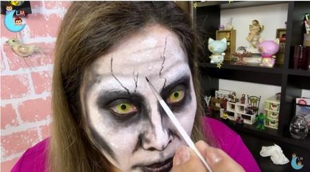 7 tutoriales de maquillaje para pasarte Halloween 2018 en modo experto