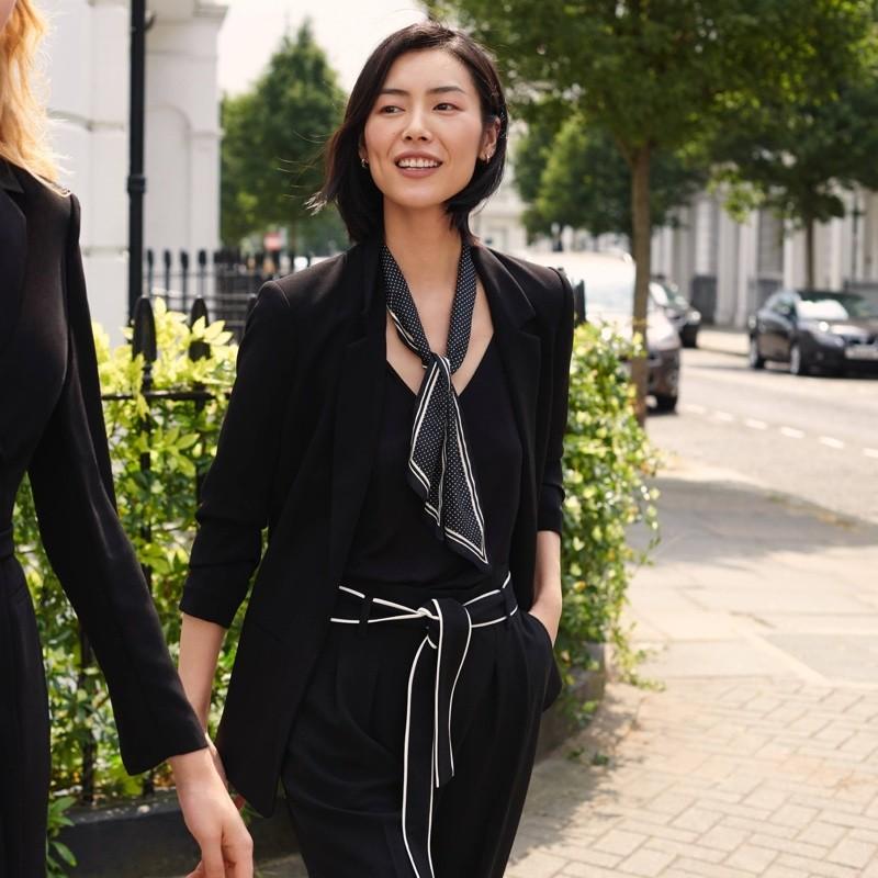 H&M 'Blanco y negro' Otoño 2018