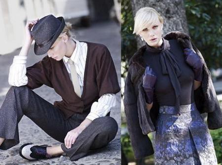 Amitie, colección otoño invierno 2008/2009